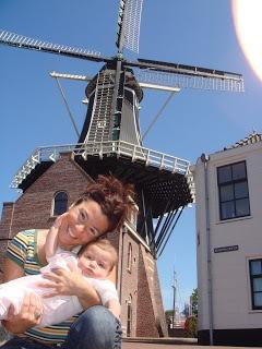 Holanda, nuestro primer destino en familia. Holanda