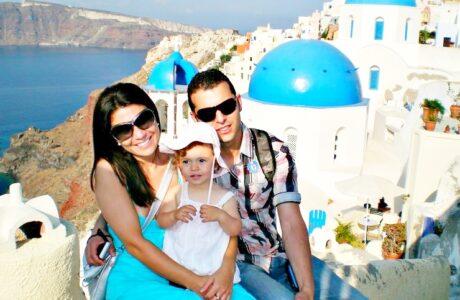 Santorini. Una excursión muy especial en Grecia Santorini
