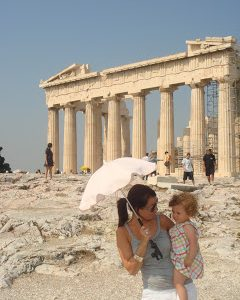 Viajar con niños a Atenas, Grecia Grecia