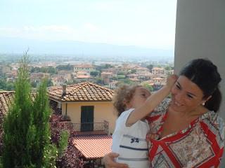En la Toscana, nos sentimos como en casa Italia
