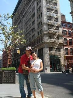 Mi experiencia en Nueva York estando embarazada. América