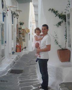 Viajar a Mykonos o Menorca España