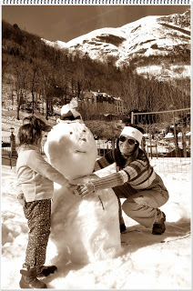 Fin de semana en la nieve.  Cauterets, no te lo puedes perder Cauterets