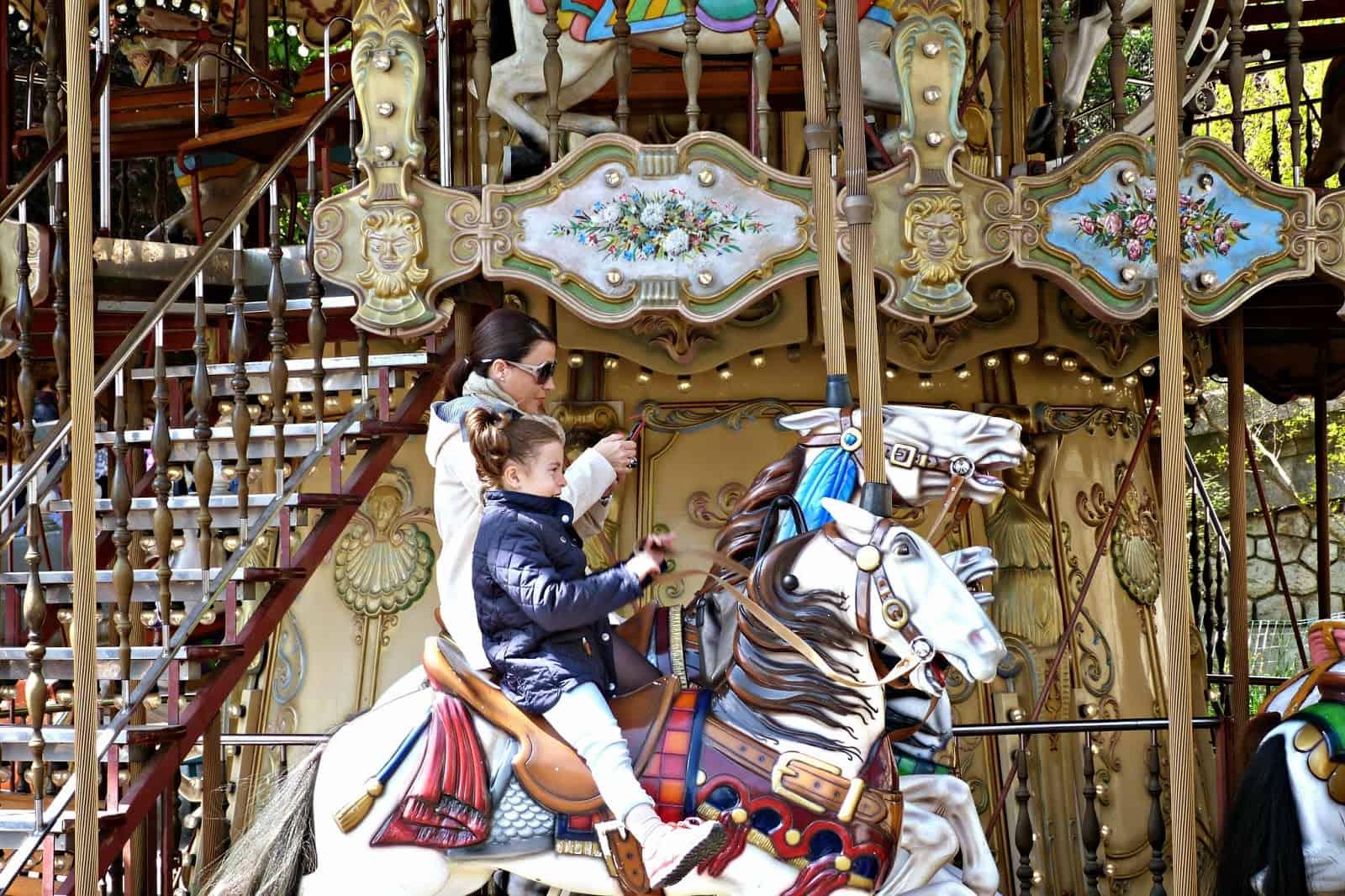 El Carrusel, el gran juguete de los niños