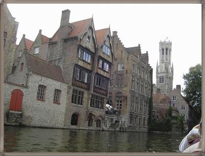 "Brujas, ¿no será ""Hadas"" verdad? Bélgica"