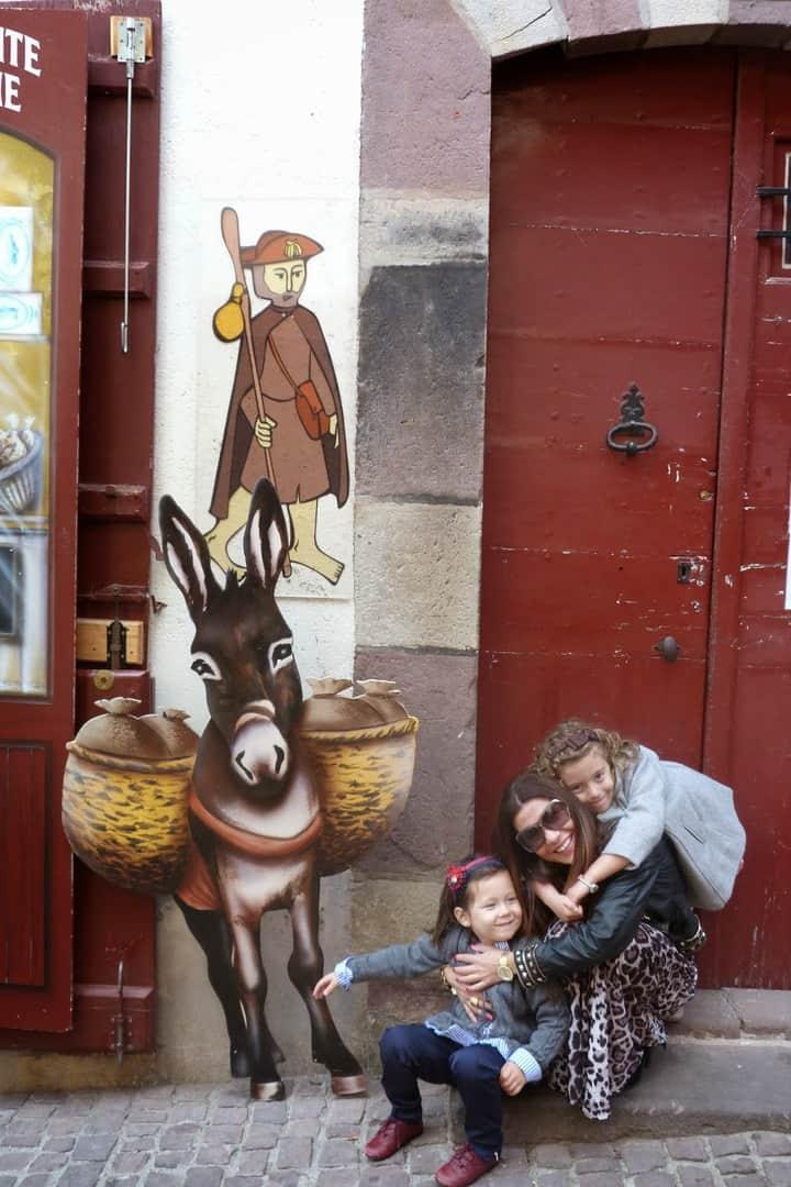 Saint Jean Pied de Port, pequeño pero encantador. Francia