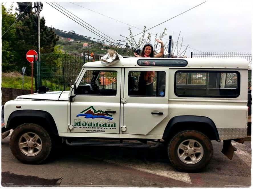 Mountain Expedition en Funchal, Madeira