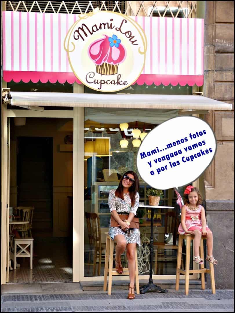 Pedacitos de sueños en Bilbao gracias a Mami Lou y sus Cupcakes. Bilbao