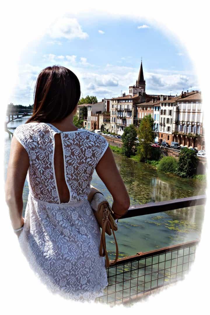 Montauban, bonita excursión cerca de Toulouse en Francia. Francia