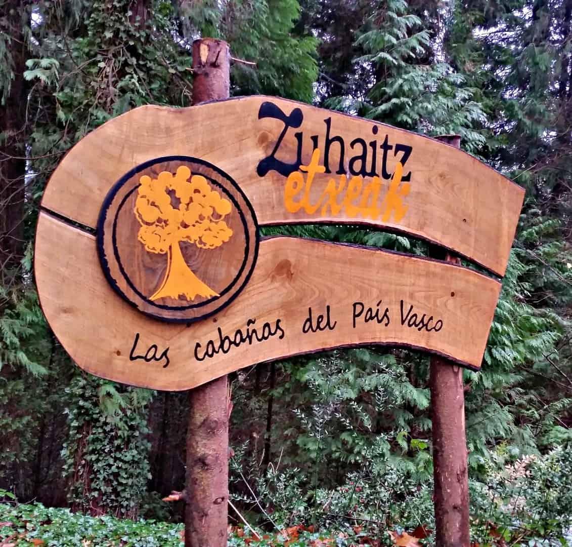 Un fin de semana de cuento, en las Cabañas de los árboles del País Vasco. Bilbao
