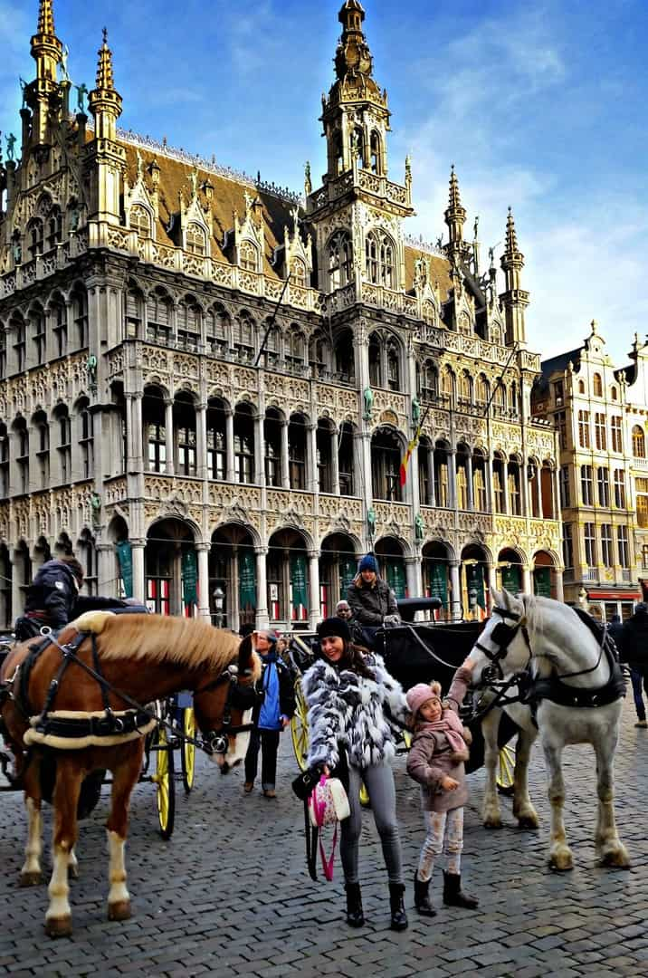 Un día en Bruselas; lo que no te puedes perder Bélgica