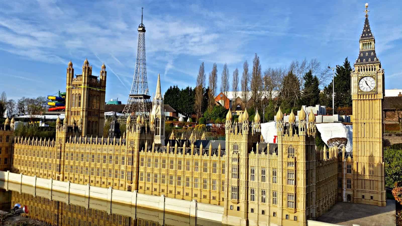 Visita imprescindible en Bruselas si vas con tus hijos; Europa en Miniatura Bélgica