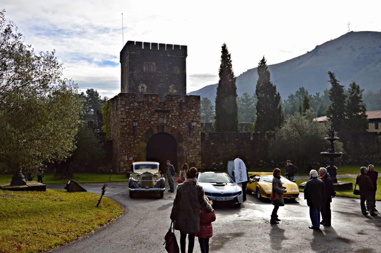 La Carroza de Cenicienta y mucho más en la Torre de Loizaga Bizkaia