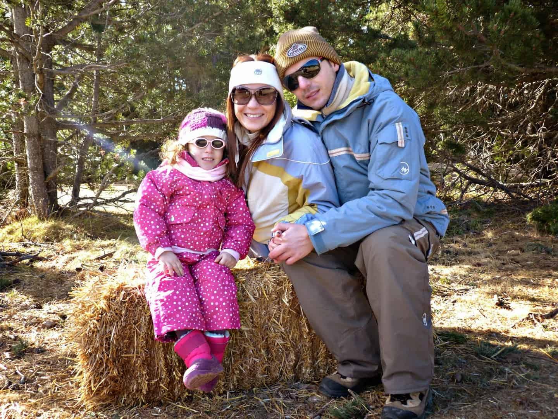 Paseo en trineo de Perros. Bonita aventura en Andorra con los niños Andorra