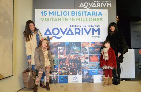 Dormir entre peces en el Aquarium de Donosti y muchas mas actividades para los niños San Sebastián