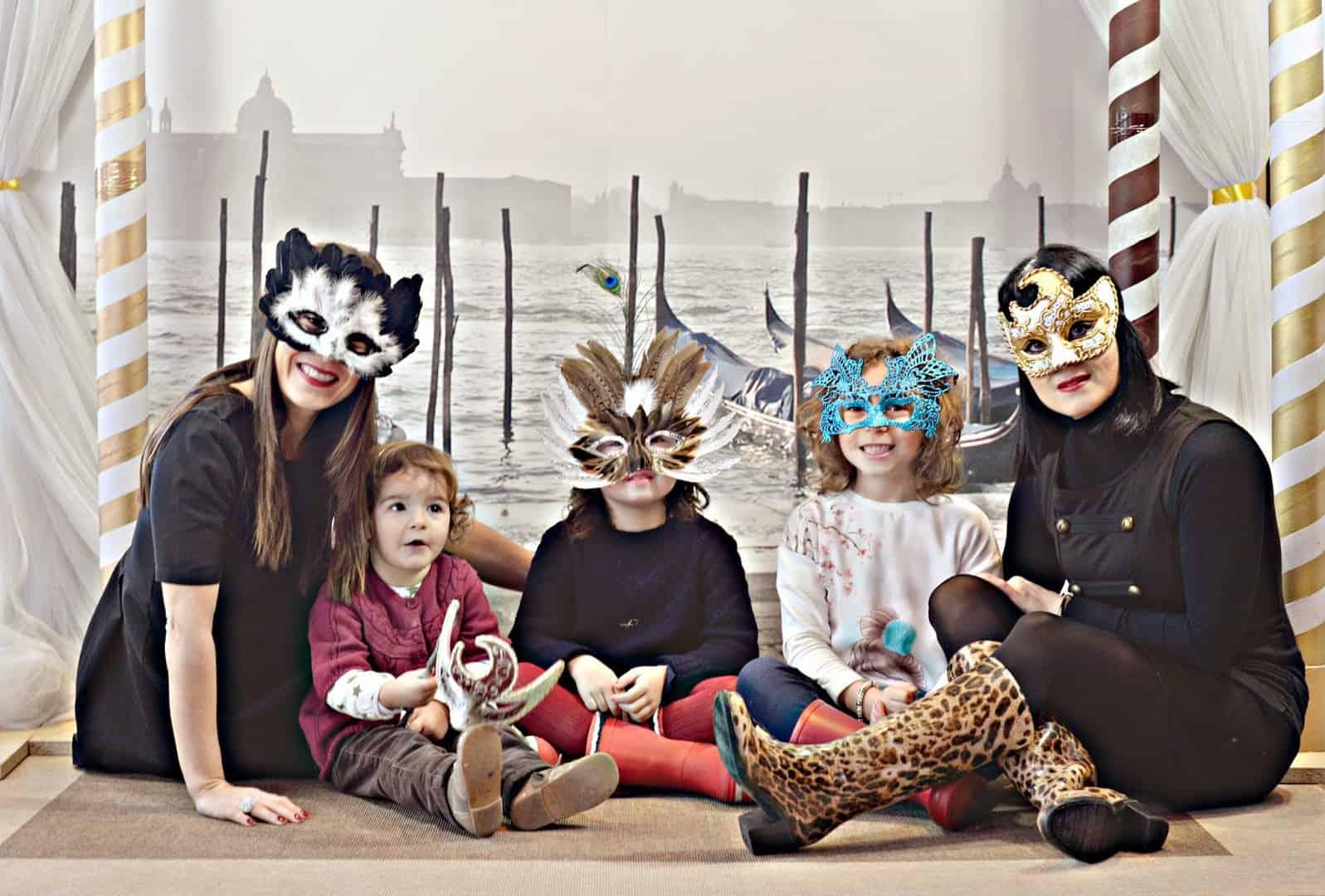 Venecia con niños. La Góndola, un paseo mágico Italia