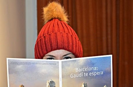 Mueve tu look en el  Parque Güell de Barcelona Varios