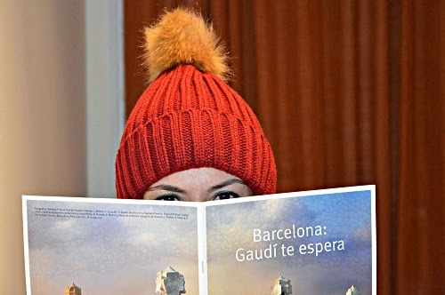 Mueve tu look en el Parque Güell de Barcelona Barcelona