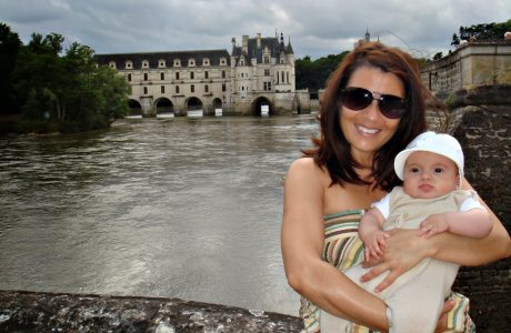 Castillos de Loira. Viajar a Francia con la familia Loira