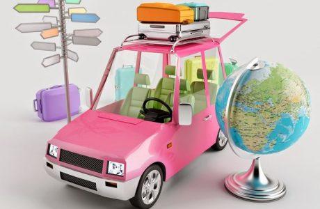Viajar en coche con la familia te da mucha libertad