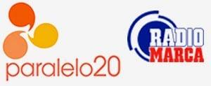"""Entrevista en Programa de Viajes Paralelo 20 de Radio Marca. Tema """"Viajar en familia"""" Prensa"""