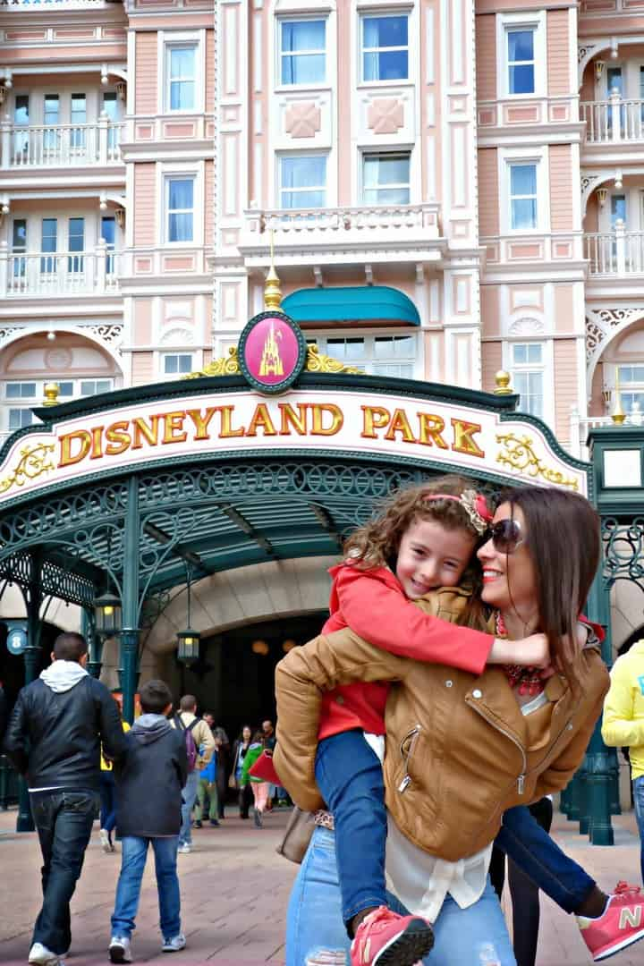 Consejos para conseguir Disneyland a low cost. Francia