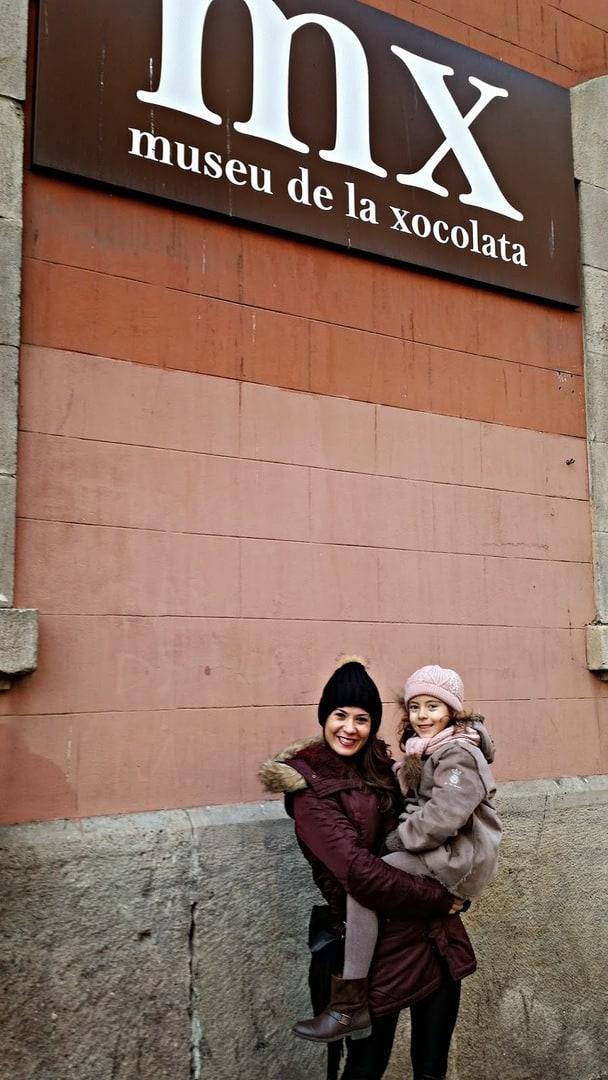 El Museo del chocolate. Una visita muy dulce por Barcelona. Barcelona