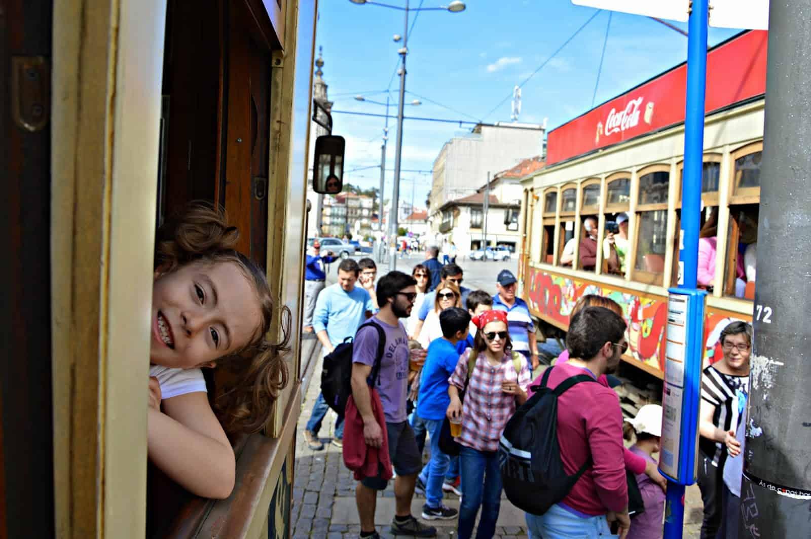 Un tranvía llamado Recuerdo: Oporto en familia. Oporto