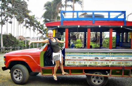 Vacaciones familiares en el Eje Cafetero, un parque temático en el interior de Colombia Colombia