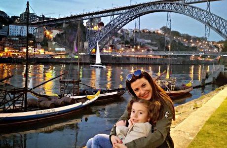 Viaja con tu hijo a Oporto. Querrás repetir Oporto