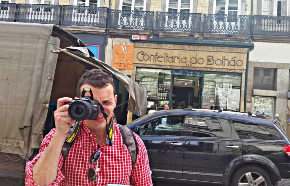 Un mercado con encanto en Oporto. Mercado do Bolhão.