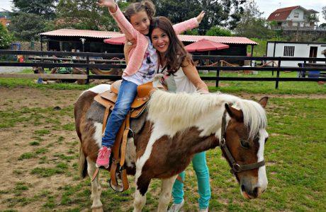 Montar a caballo en Cantabria. Planes con niños Cantabria