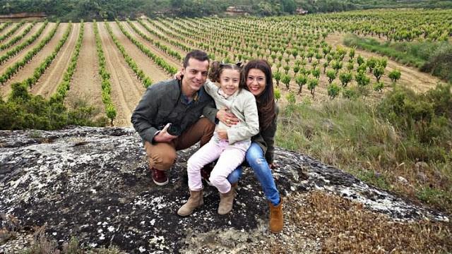Viajar con niños a Rioja Alavesa para disfrutar de sus colores, sabores y olores. España
