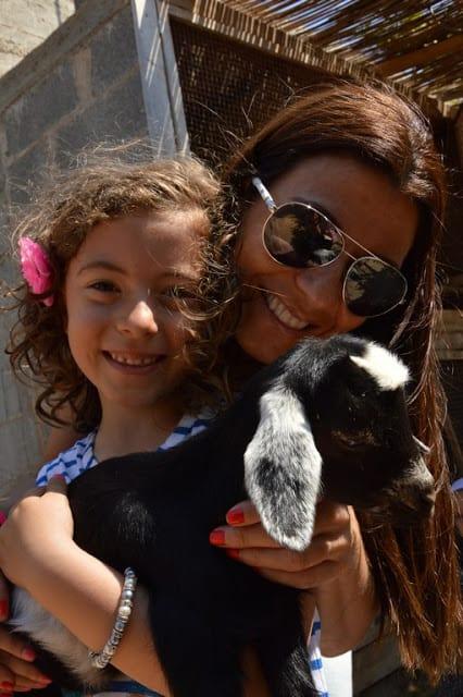 Planes con los niños en Ibiza; Granja y finca ecológica Can Muson España