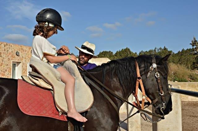 Una actividad que no te puedes perder si vas  a Formentera con tus hijos España