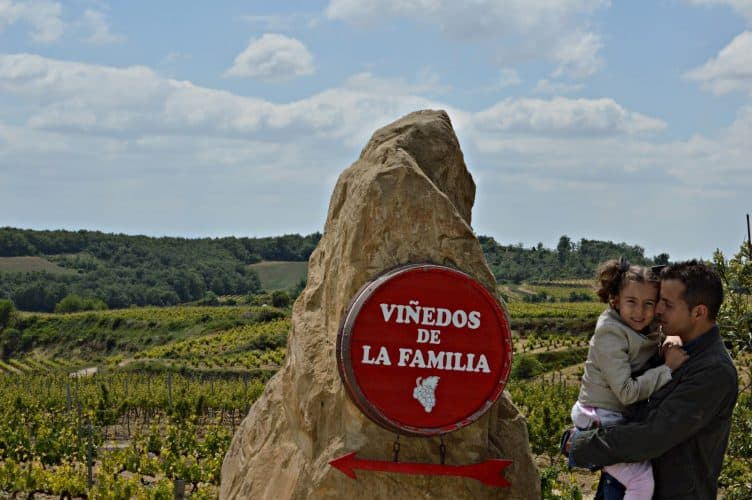 Vendimia en familia con Eguren Ugarte en Rioja Alavesa España