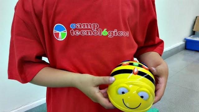 La robótica educativa enseña a nuestros hijos nuevas tecnologías.