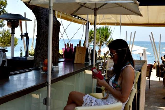 Pura Vida Beach Restaurant, un restaurante en Ibiza con actividades para los niños España