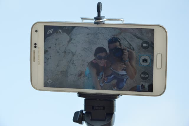No quería saber nada de los Selfies, ¡Qué equivocada estaba!