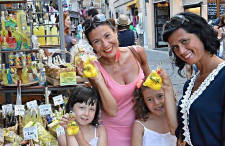 Amalfi y Ravello. Costa Amalfitana entre fuentes y limones Italia