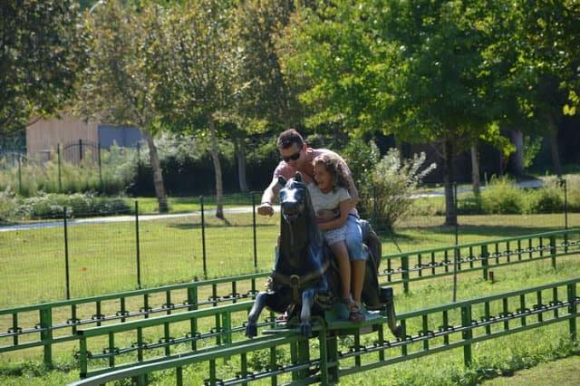 Le Bournat. Un Parque Temático que te transporta al pasado Francia