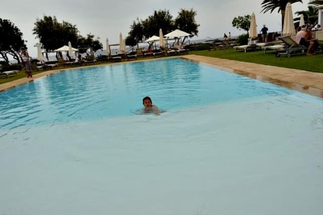 Piscina de Gecko Hotels en Formentera