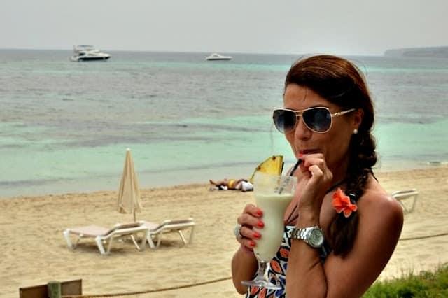 Playa de Gecko Hotels en Formentera