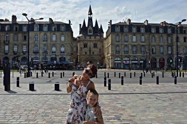 Burdeos en familia, una ciudad que brilla con mil reflejos Burdeos
