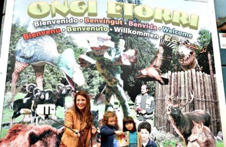 Karpin Abentura, un centro de acogida de animales silvestres. Zoos - Parques con animales
