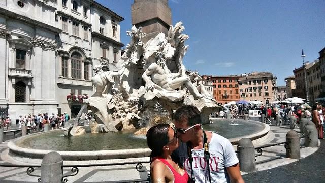 Un día expres por la ciudad de Roma con los niños Italia