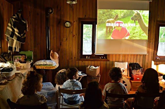 Los planes con niños en una granja siempre dan un resultado de 10. Cantabria
