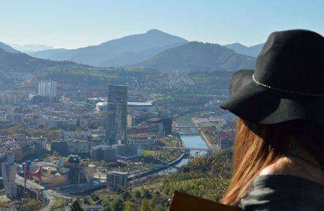 Las mejores vistas de Bilbao y sus imprescindibles si viajas con los niños. Bilbao