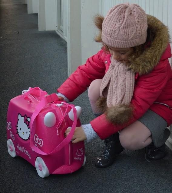La maleta Trunki; para que tu hijo empiece a ser aventurero