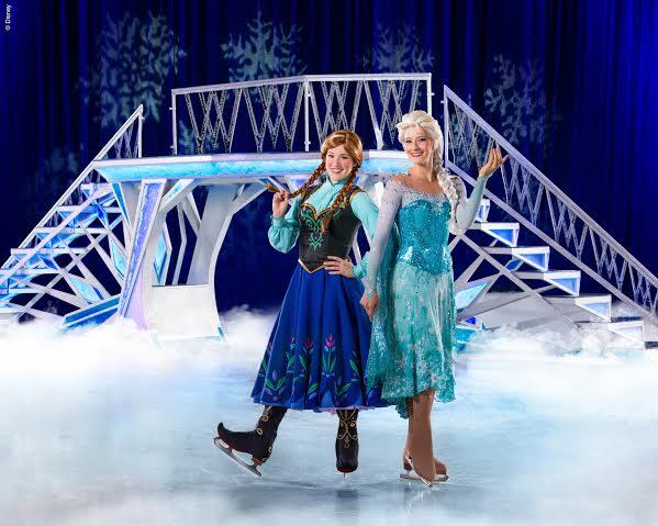 Espectáculos para los niños. Disney on Ice.